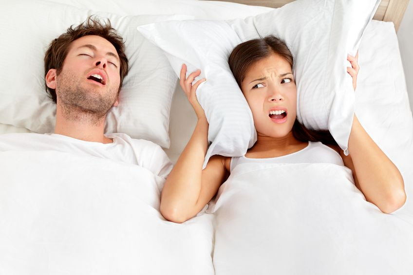 Snoring prevention/treatment